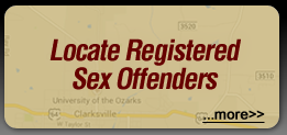 Locate Registered Offenders